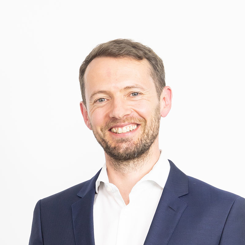 Leiter Marketing, Thomas Rinke